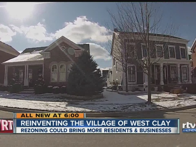 The Village of West Clay dealing with growing pains