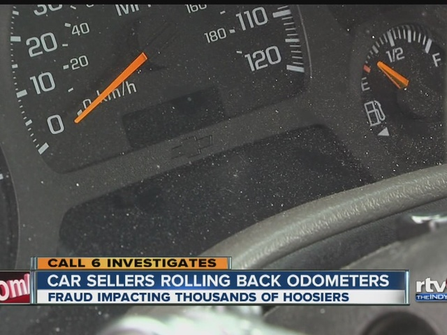 Victim of odometer fraud shares her story