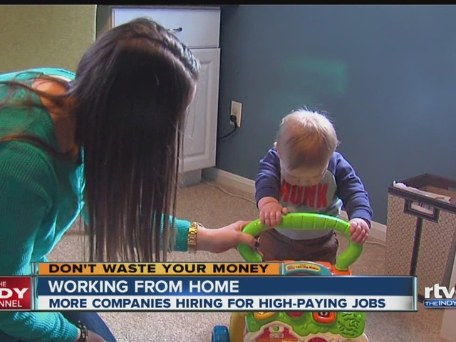 Working from home used to be risky, but more companies are offering…
