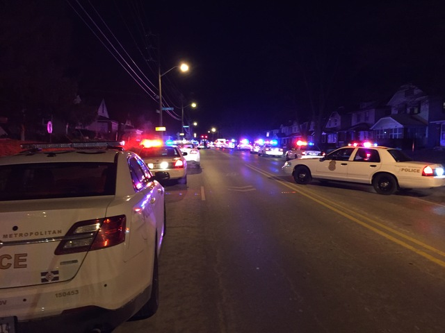 IMPD officer shot in incident on south side