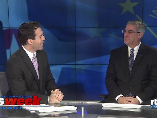 Man chosen to be Indiana's next Lieutenant Governor talks about his new role
