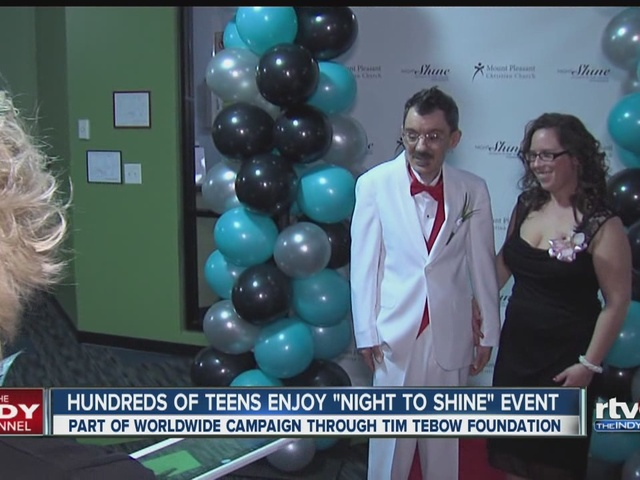 Night to Shine prom for special needs teens