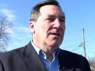 Donnelly says feds should protect steelworkers