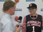 One-on-one with Kyle Guy