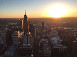 Indy named best place to travel in 2017