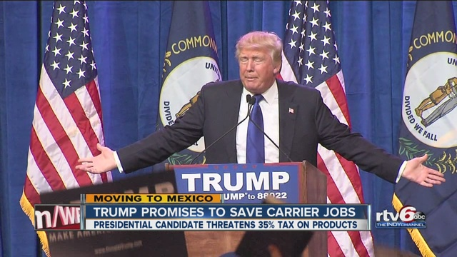 Image result for trump carrier