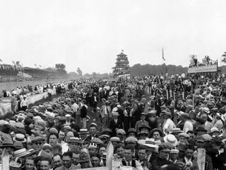 A look back at 100 years of the Indy 500