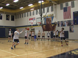 Tri-West Bruins ready for tourney run