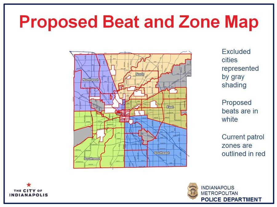 IMPD Debuts New 39beat39 Policing Map  TheIndyChannel