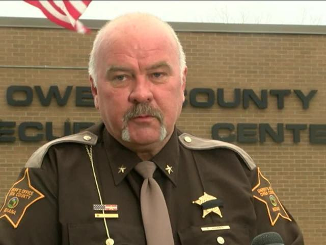 Owen County Sheriff:
