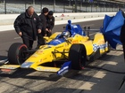 More misfortune for Andretti drivers