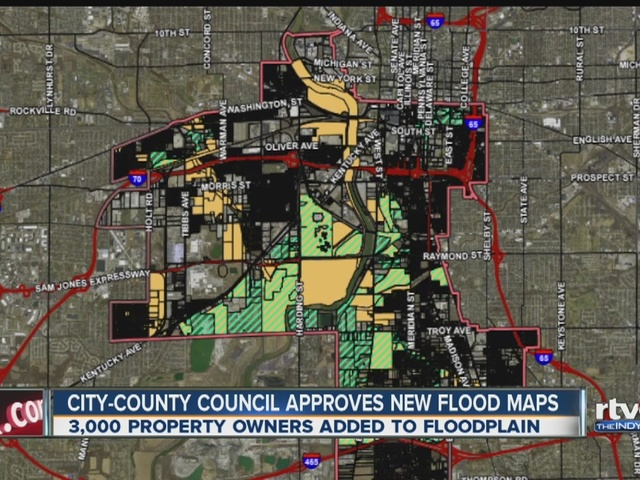 New Floodplain Map Could Affect Your House