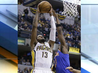 Pacers clinch No. 7 seed with win over Knicks
