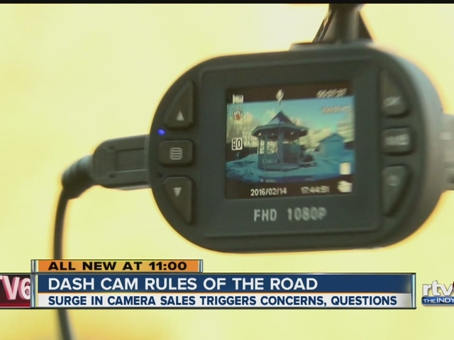 Do you know the dash cam rules of the road?