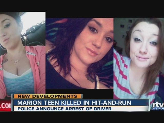 Marion teen killed in hit-and-run