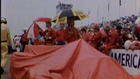 1986 Indy 500: Rain delays the race for a week