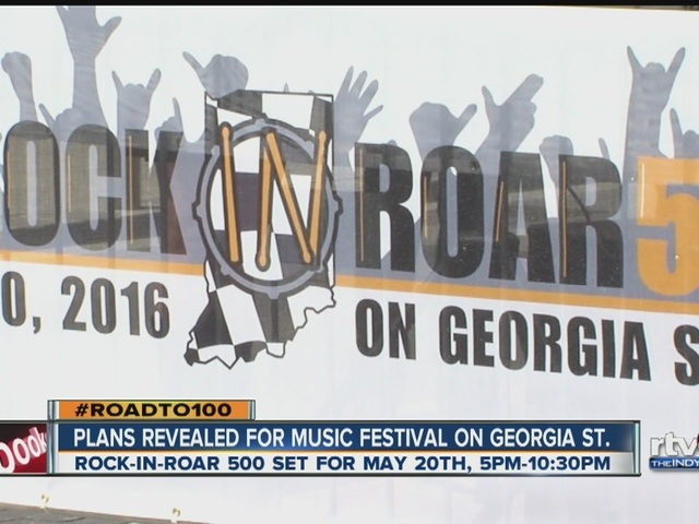 Plans revealed for music festival on Georgia Street