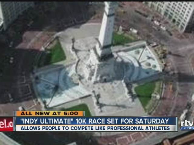 'Indy Ultimate' 10K race set for Saturday