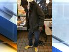 Pacers donate shoes to 7-foot tall homeless man