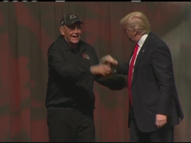 Gene Keady endorses Donald Trump