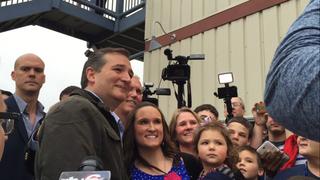 Ted Cruz calls Indiana primary