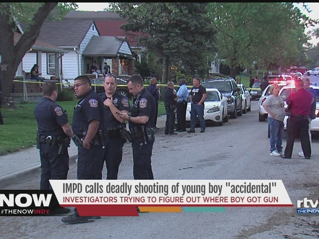 Shooting death of 10-year-old 'likely accidental,' police say