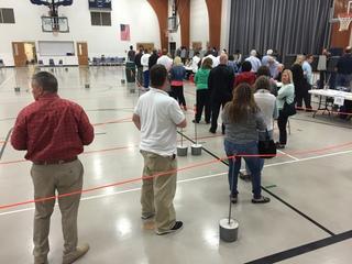 PHOTOS: Indiana Primary Day 2016