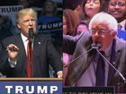 ABC Exit Polls: Trump, Sanders poised to do well