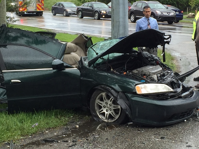 4 Lawrence Township students hospitalized in crash