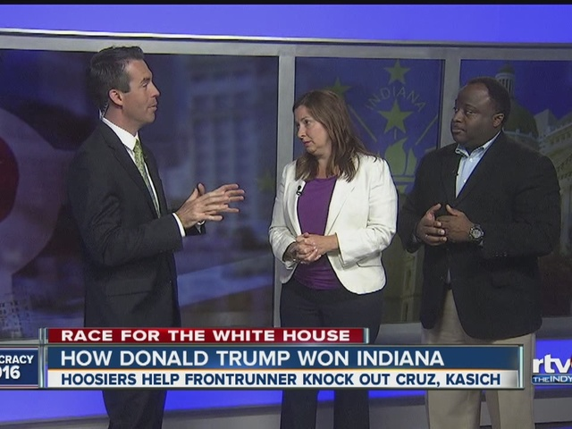 ITW Insiders: How Donald Trump won Indiana