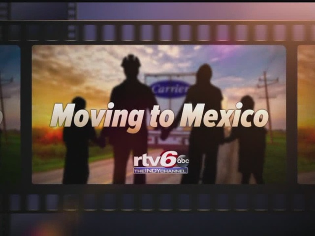 Moving to Mexico Part 1: An Indianapolis company announces a move to…
