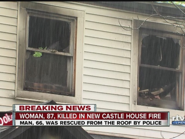 Person killed in New Castle fire