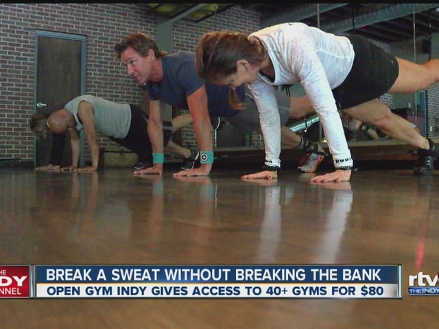 Breaking a sweat without breaking the bank