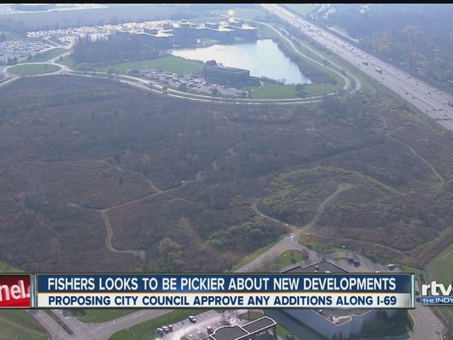 City of Fishers hones its vision of 106th & 116th Street interchanges along I-69