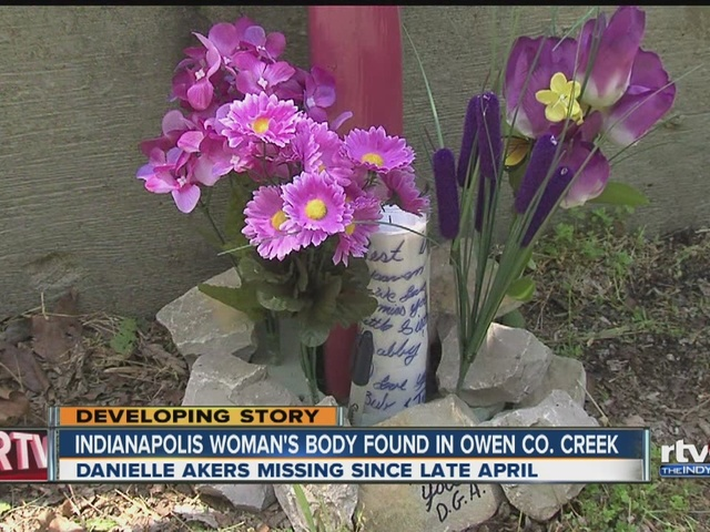 Indianapolis woman's body found in Owen Co. creek
