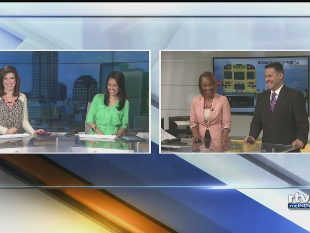 RTV 6: Good Morning Indiana for BETH