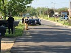 Muncie officer dragged by car, shoots suspect