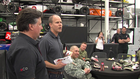 Troops get Indy 500 surprise