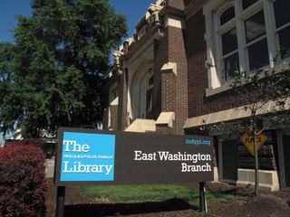 2 Indy libraries named to National Register