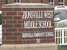 Zionsville schools on lockdown after shooting