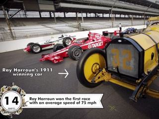 25 facts to know about the Indy 500