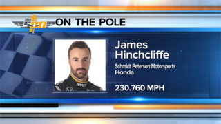 Hinch is first: The full 2016 Indy 500 lineup