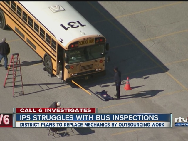 IPS struggles with bus inspections