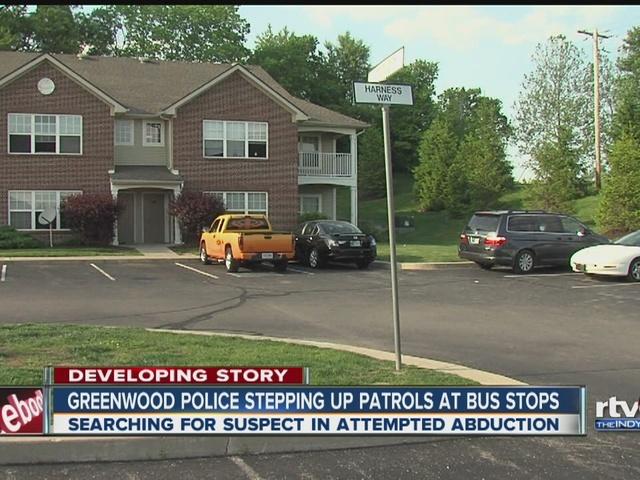 Greenwood police stepping up patrols at bus stops