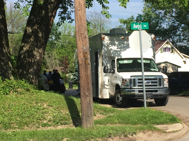 FBI, police raid underway on Plainfield threats
