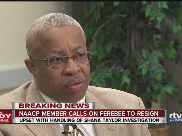 NAACP member calls on Ferebee to resign