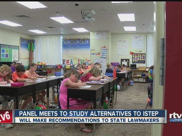 Panel meets to study alternatives to ISTEP
