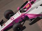 Pippa Mann racing in Indy 500 for breast cancer