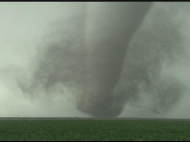 WATCH: Massive tornado touches down in Kansas