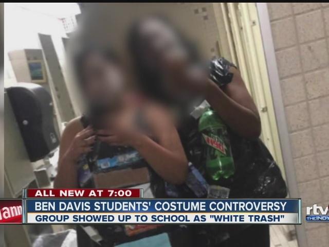 Ben Davis students spark costume controversy